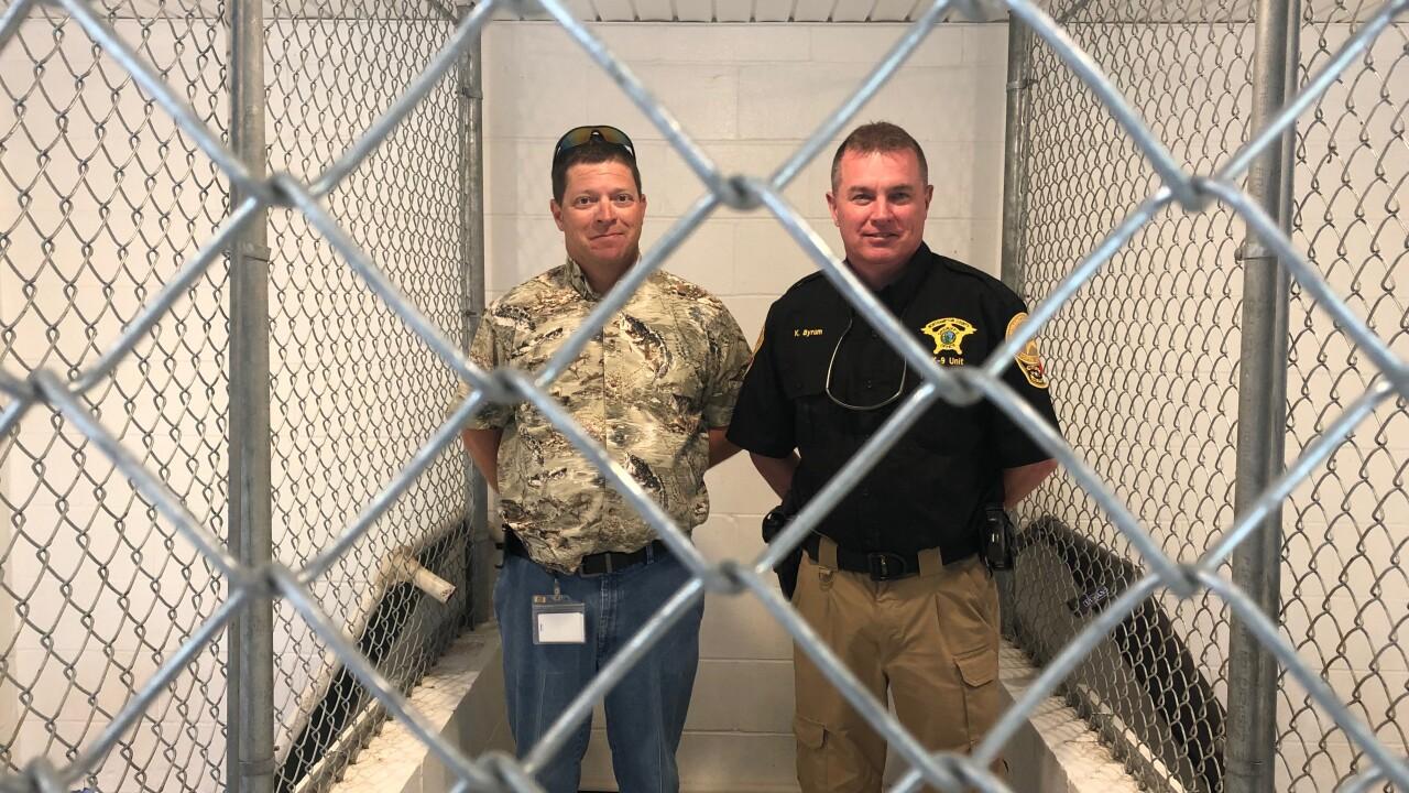 Northampton Co. sheriff's deputy says goal exceeded to revamp animalshelter