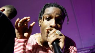 Rapper A$AP Rocky remains locked up in Sweden, manager says his rights are being violated