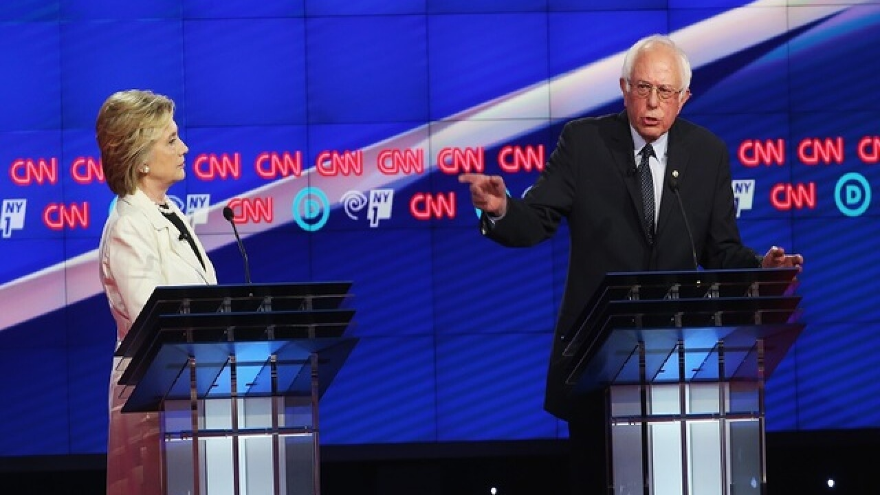 Fact-checking Democratic debate in New York