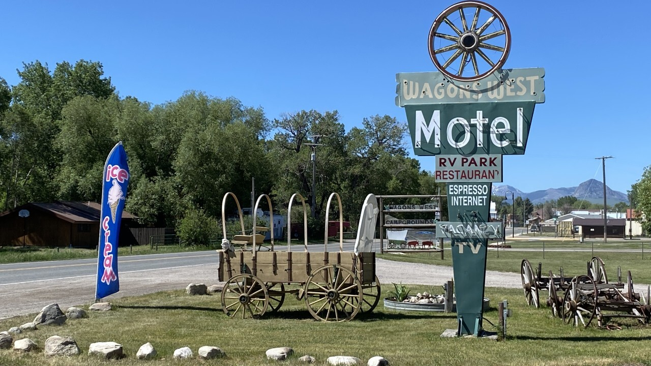 Wagons West Motel, Restaurant, and RV Park