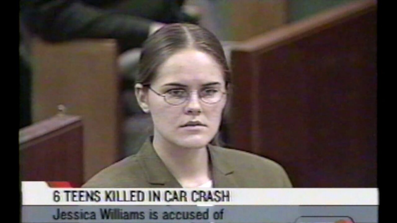 Jessica Williams became a household name after her case received national attention for the deaths of six teens who were collecting trash as part of a jail diversion program in March 2000.