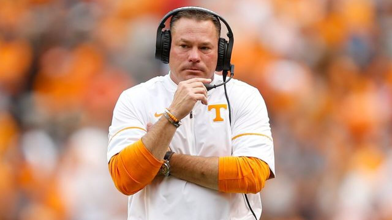 Butch Jones Is Out, What's Next For Tennessee?