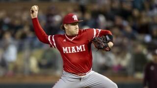 Miami OH Texas A M Baseball