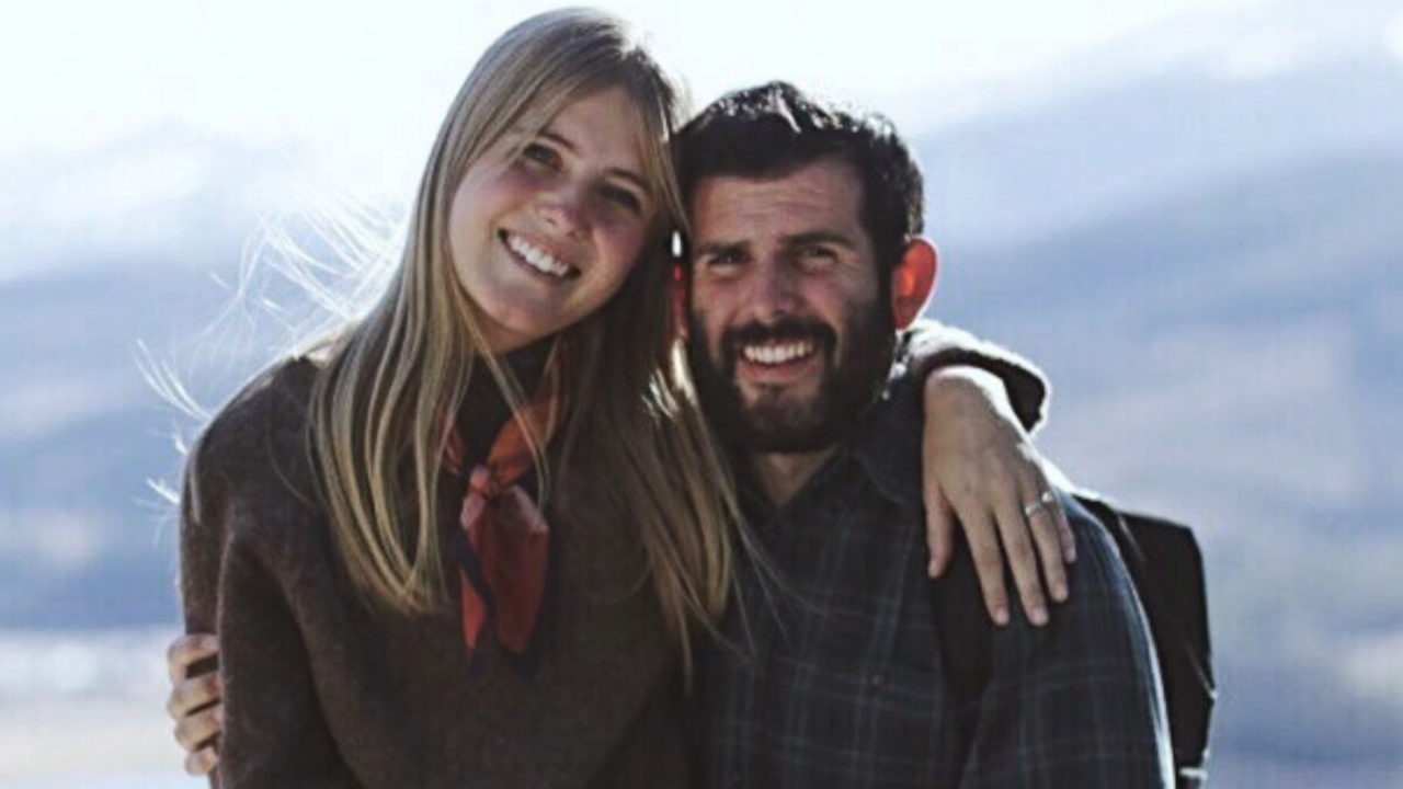 Couple's passion for traveling inspires them to start company to help feed the hungry