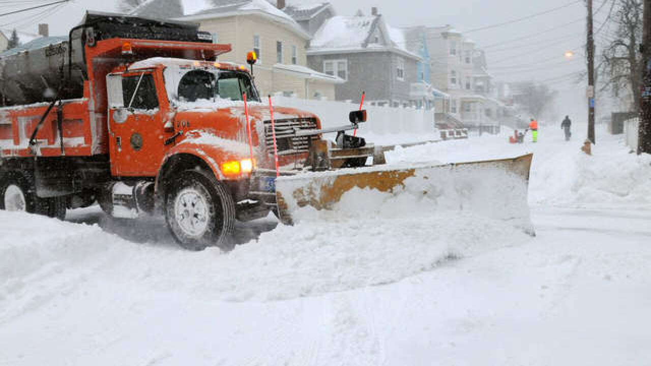 Oakland County hiring part-time snowplow drivers