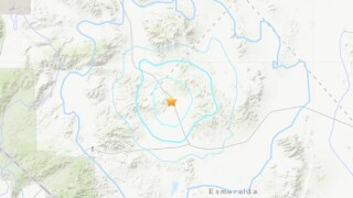 USGS: 5.1-magnitude earthquake hits Nevada