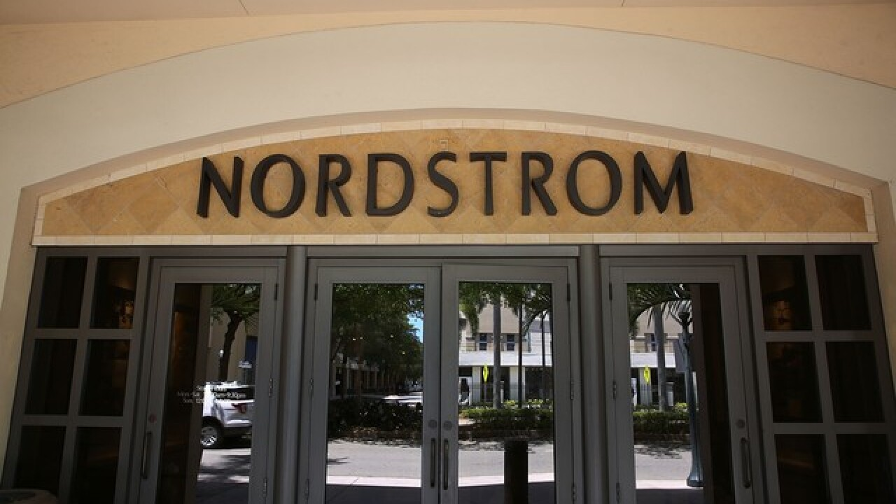 Nordstrom Offering Seasonal Jobs