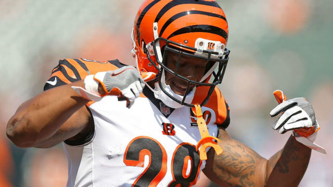 Bengals running back Joe Mixon: NFL Draft day wait was long but worth it