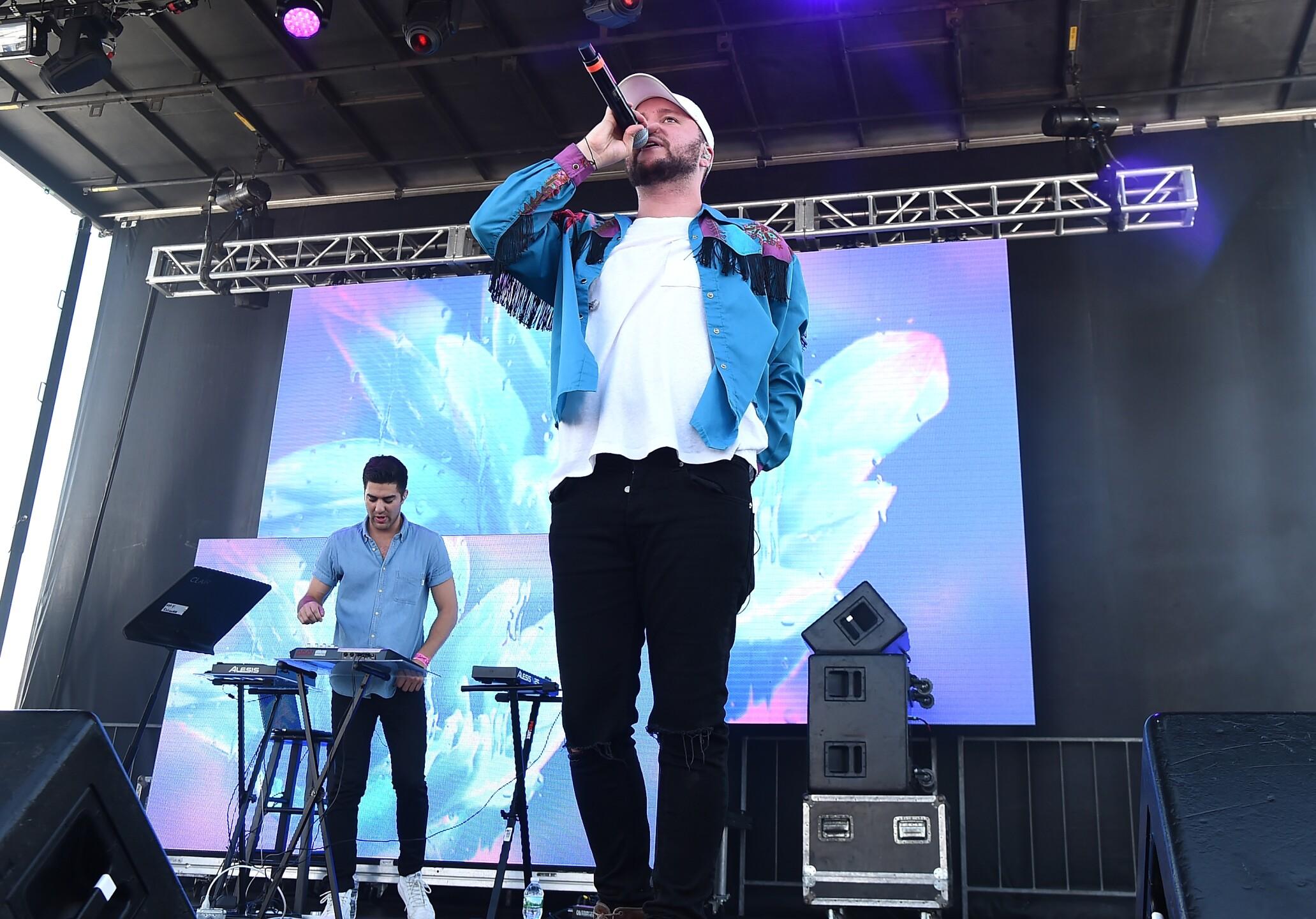 Quinn XCII will perform June 26 at Summerfest