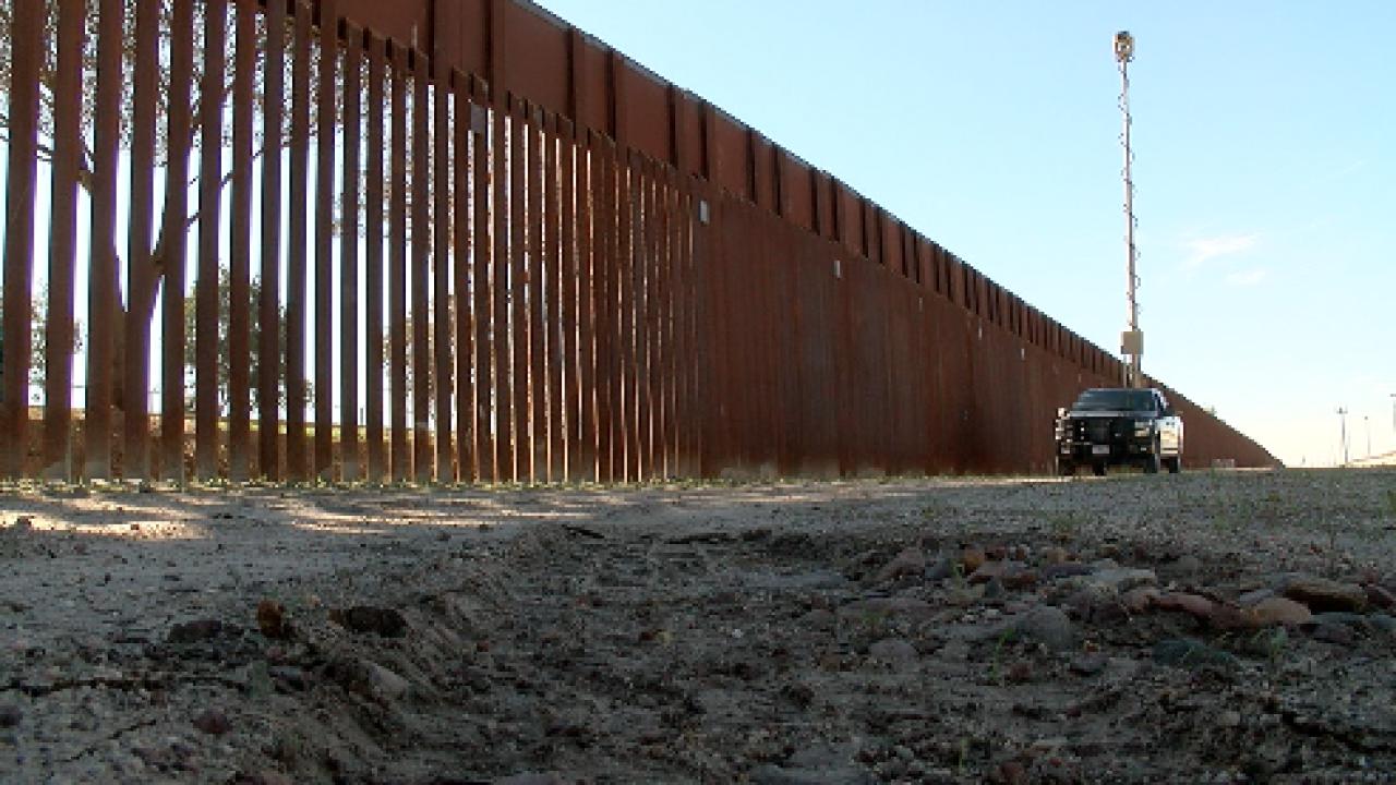 Border Patrol Mobile Video Surveillance System