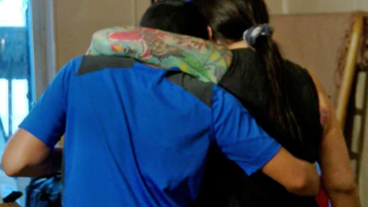 Boca Raton teenage caregiver's story spreads around country