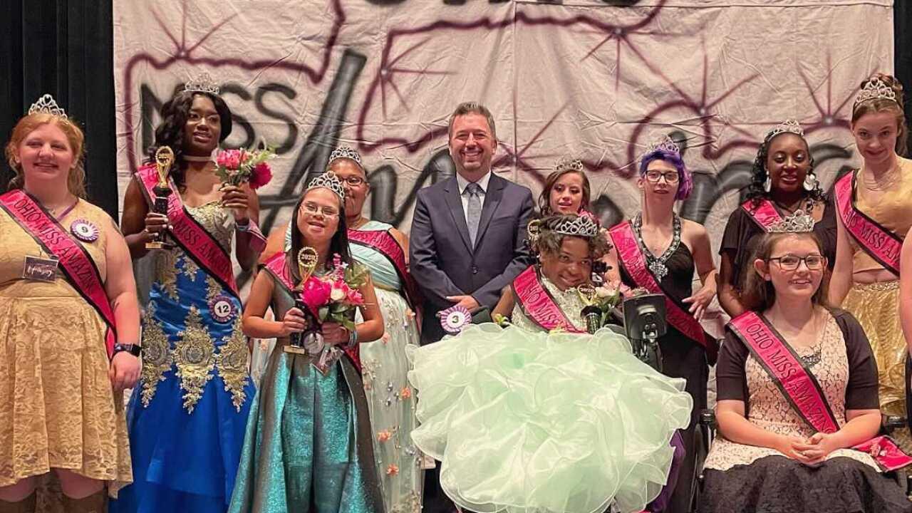 2021 Ohio Miss Amazing