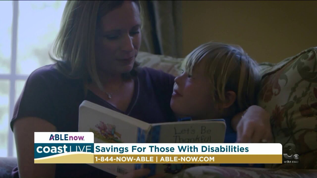 A program dedicated to helping people with disabilities save money on CoastLive