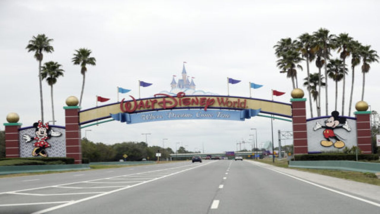 Disney World Reservations Operator Helped A Caller Escape Domestic Violence