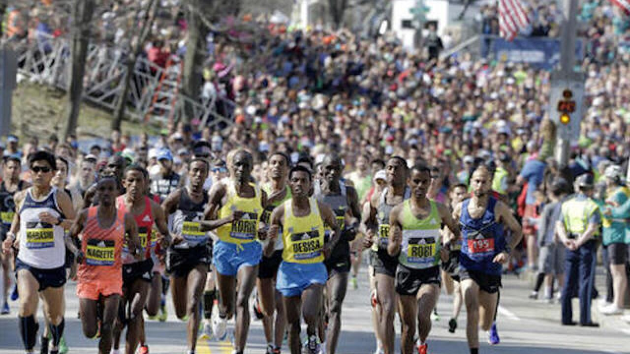 Ethiopians Hayle and Baysa win Boston Marathon