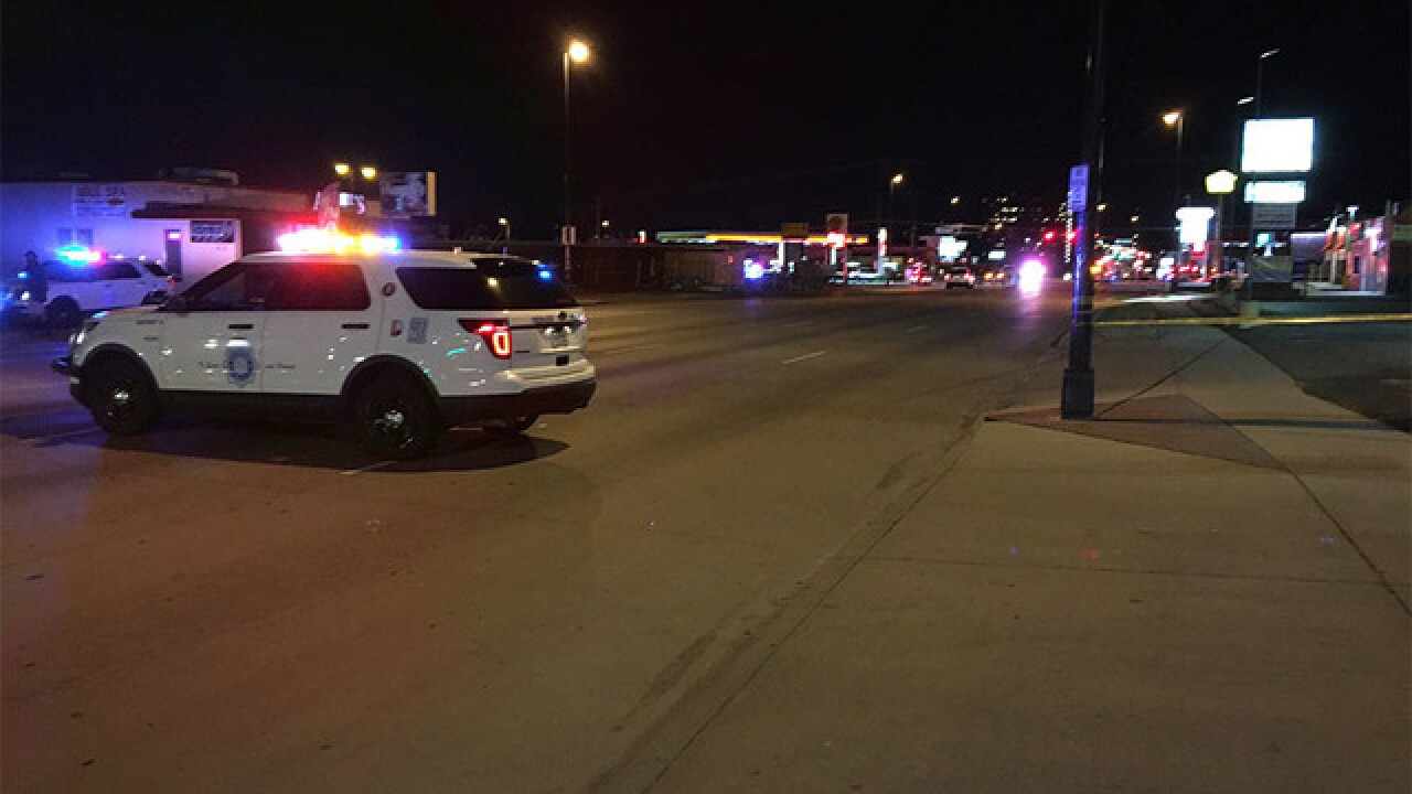 Person killed following auto vs. pedestrian crash in southwest Denver