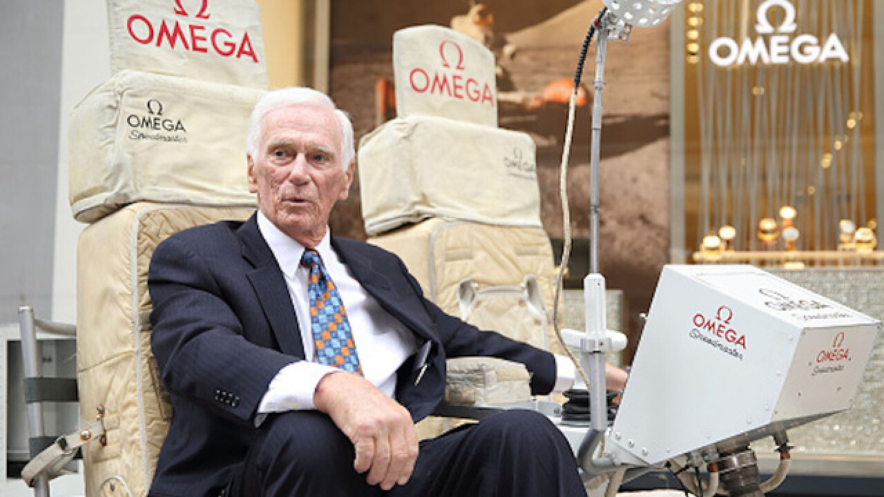 Last man to walk on the moon Eugene Cernan dies