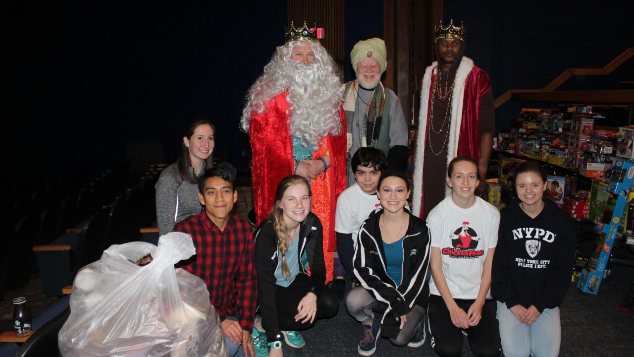 "14th Annual El Juguetazo, ""The Three Kings""Event"