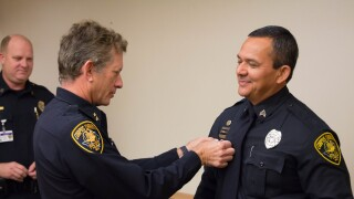 Senior Officer Sergio Ramirez