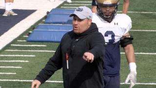 Montana State Defensive Line Coach Shawn Howe