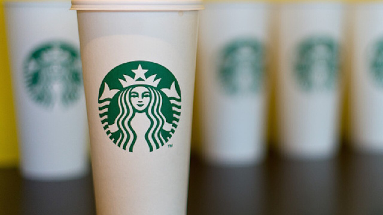 Lawsuit claims Starbucks under-fills cups