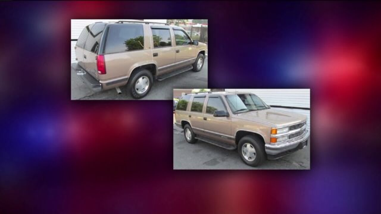 Police searching for suspect, vehicle after child escapes alleged kidnapper in Saratoga Springs