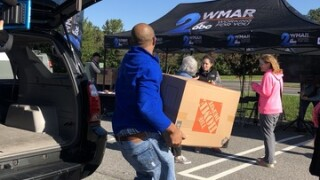 WMAR joins House of Ruth to help Fill the House