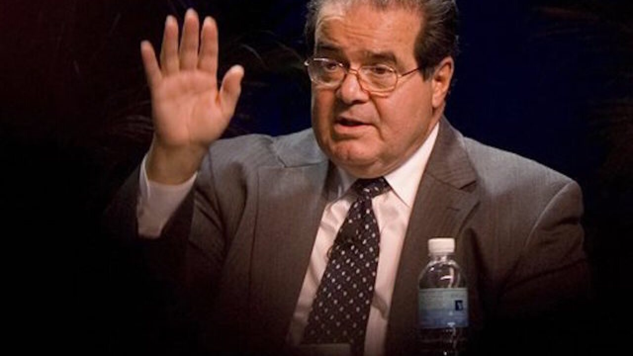 Scalia death highlights stakes in election