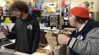 Grocery store rappers
