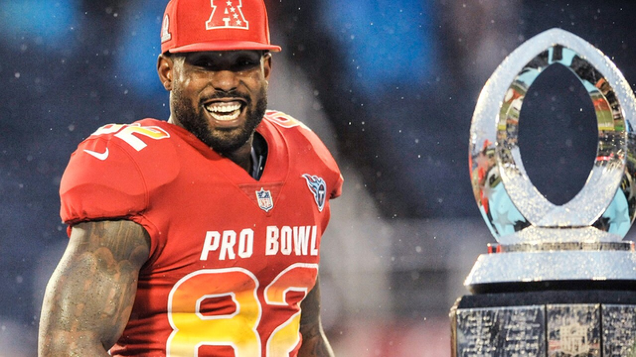 Walker Named Pro Bowl Offensive MVP