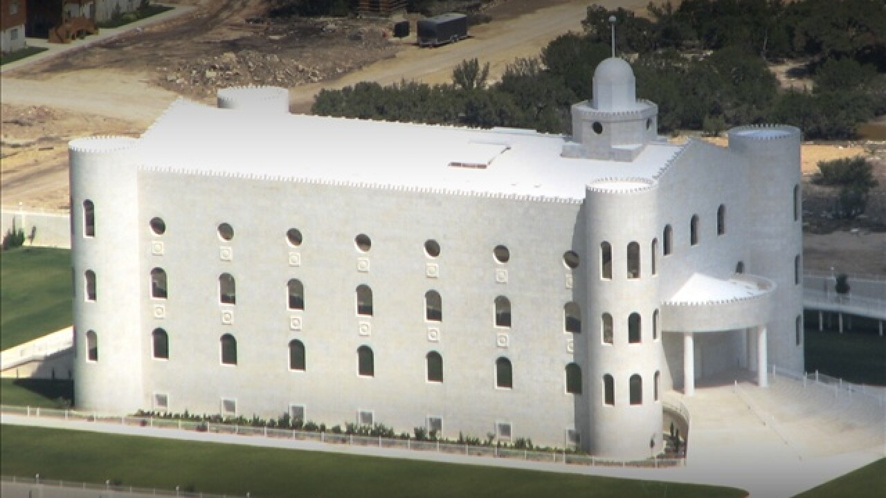 Texas wins judgment to seize FLDS ranch