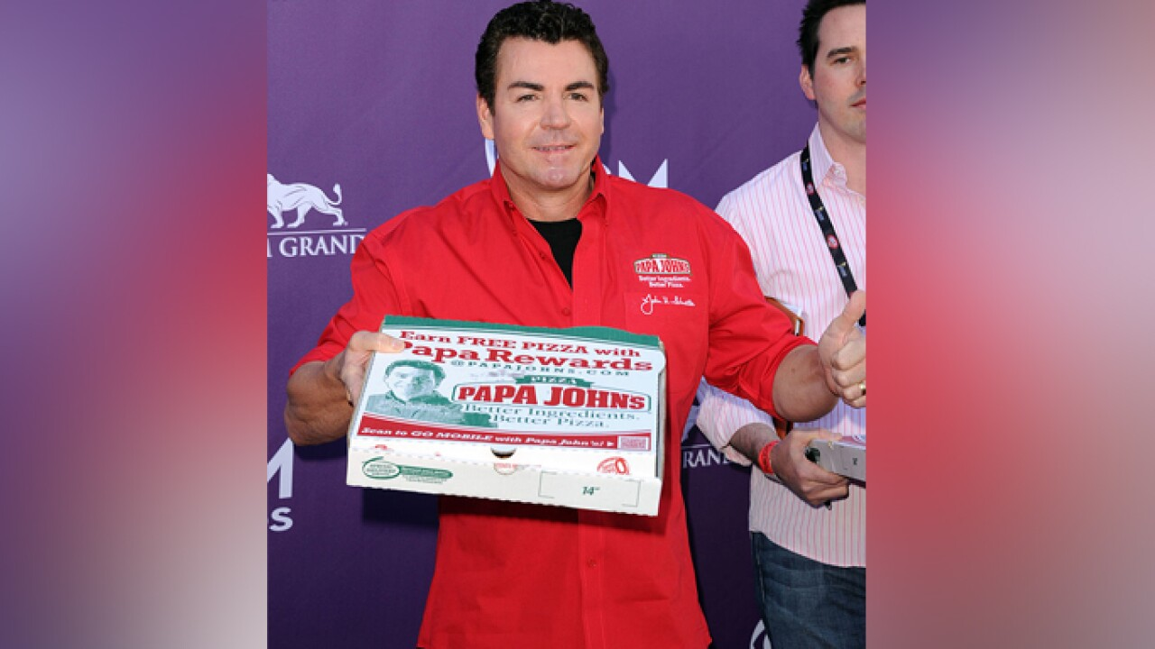Papa John's founder John Schnatter ate 40 pizzas in 30 days and says it's gotten worse