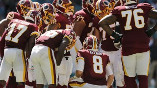 Redskins pick up first win of the season by defeating the Dolphins,17-16