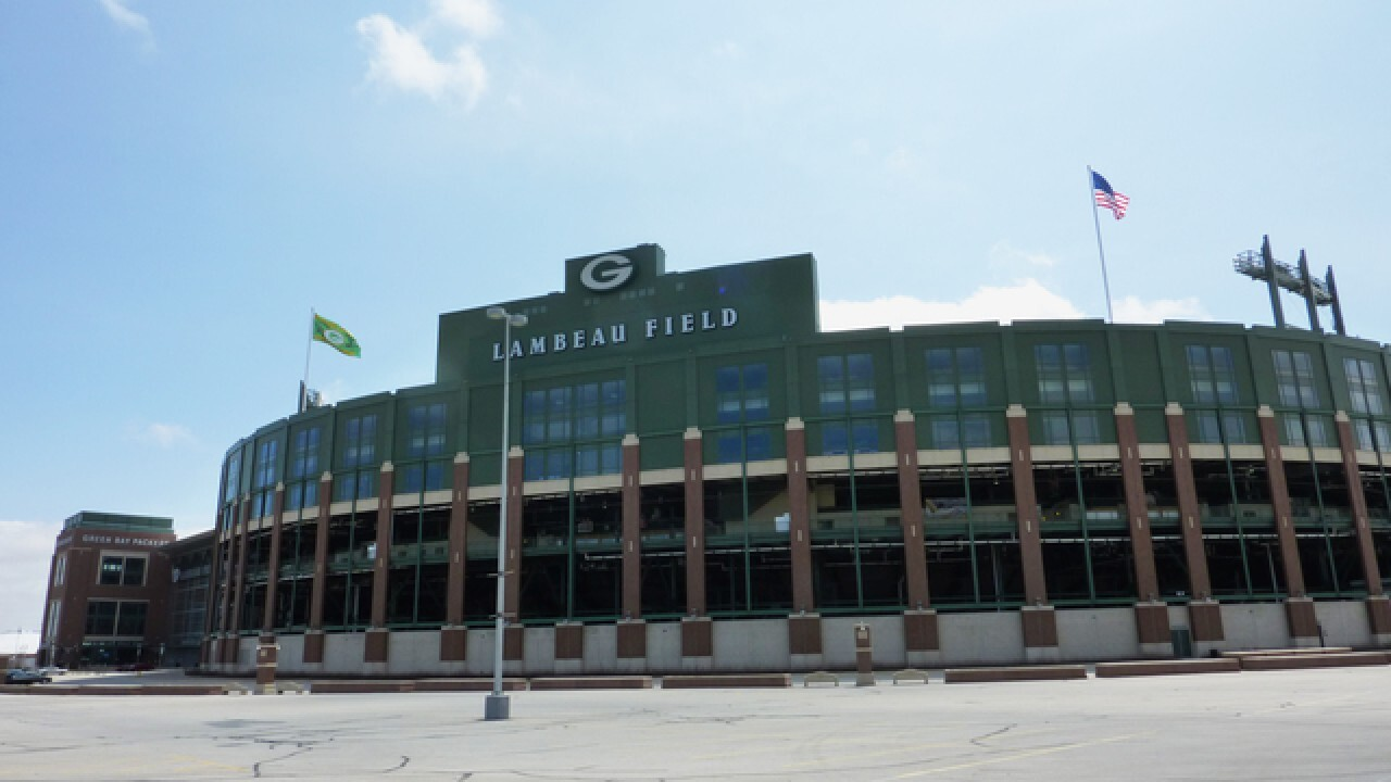 Packers won't host fans during first two home games this season