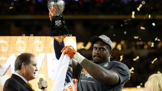 """Von Miller to join """"Dancing with the Stars"""""""