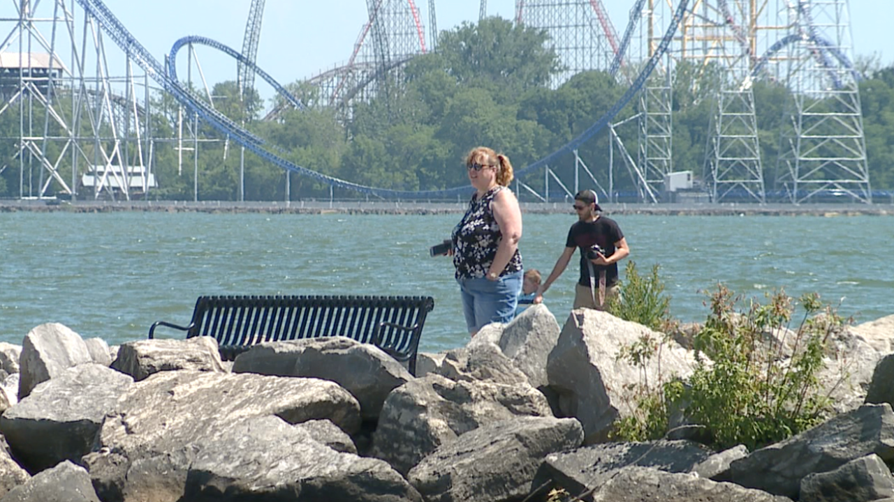 Erie County Health Department prepares for big crowds at Cedar Point
