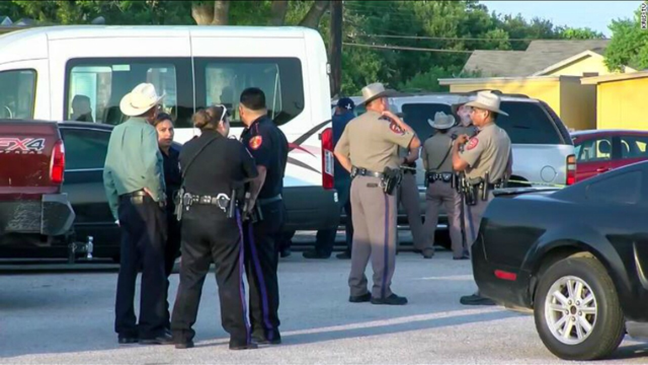 Texas gunman killed 4 at home and a nursing center before killing himself, official says