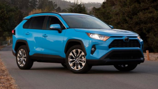 Toyota recalls SUVs due to faulty back-up camera system