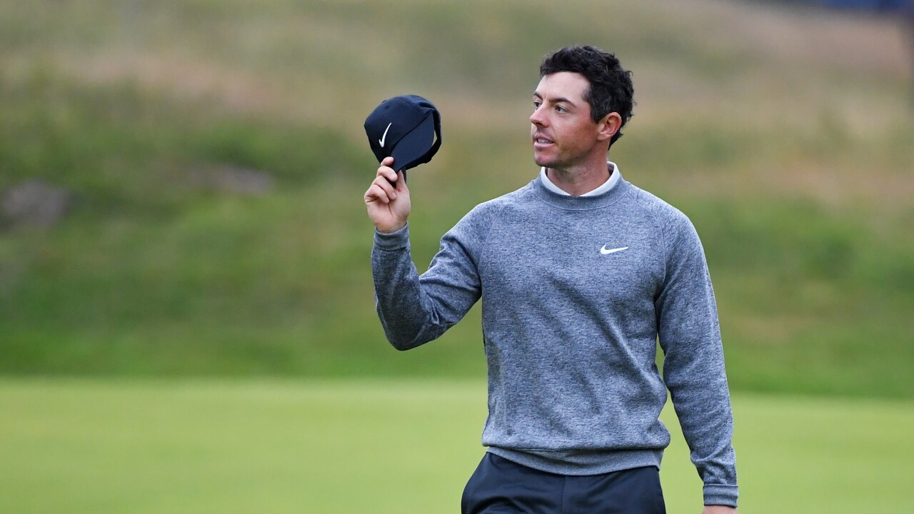 Rory_McIlroy_148th Open Championship - Day Two