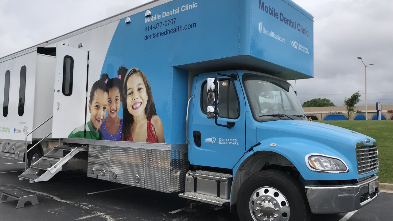 UHC Mobile Dental Clinic