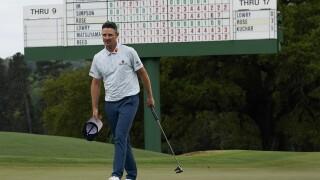 Masters Golf 2021