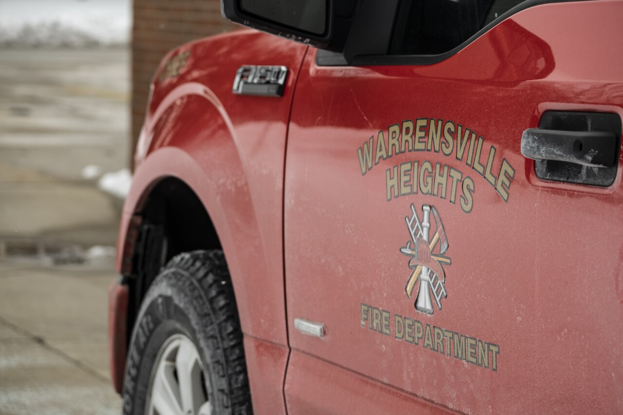 Warrensville Heights firefighters responded to the wrong address after Betty Morrison called for help.