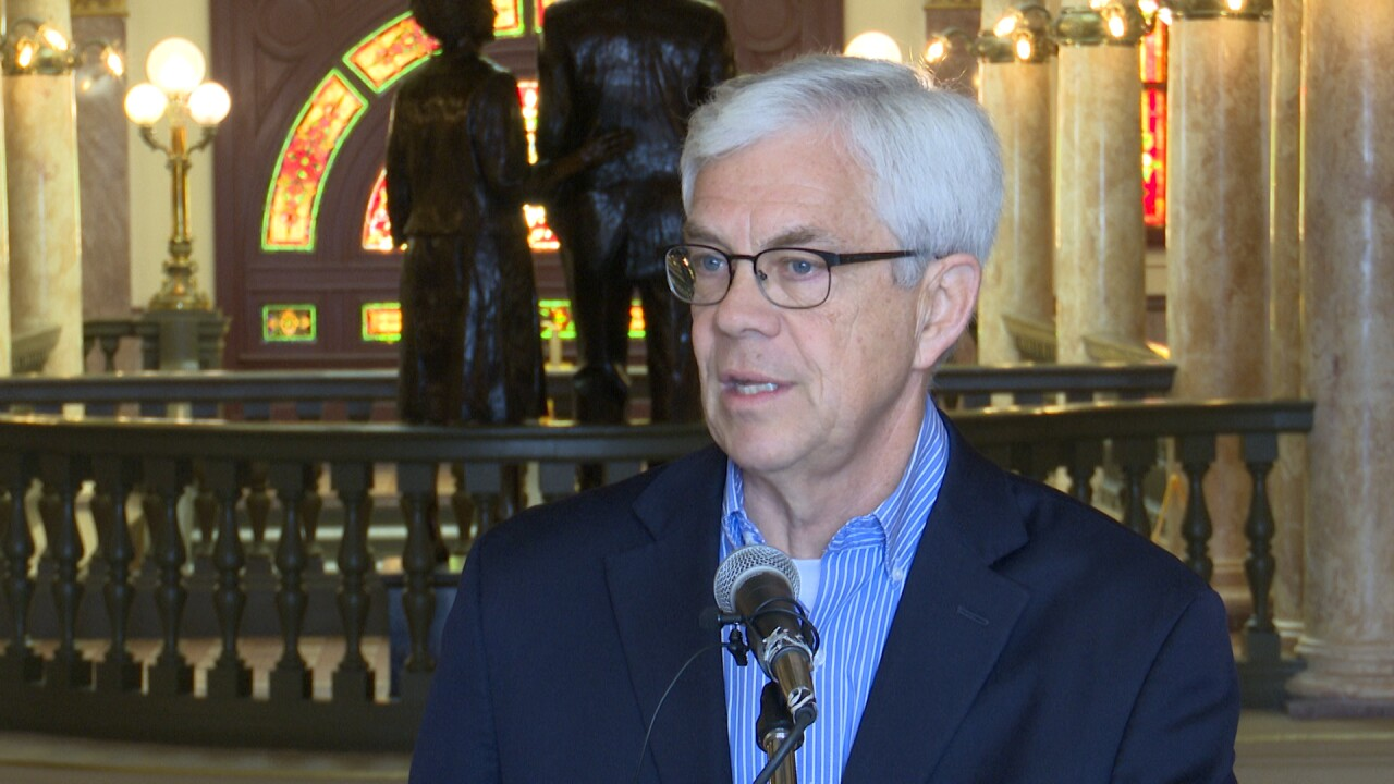 Dem gov candidate Cooney releases economic plan