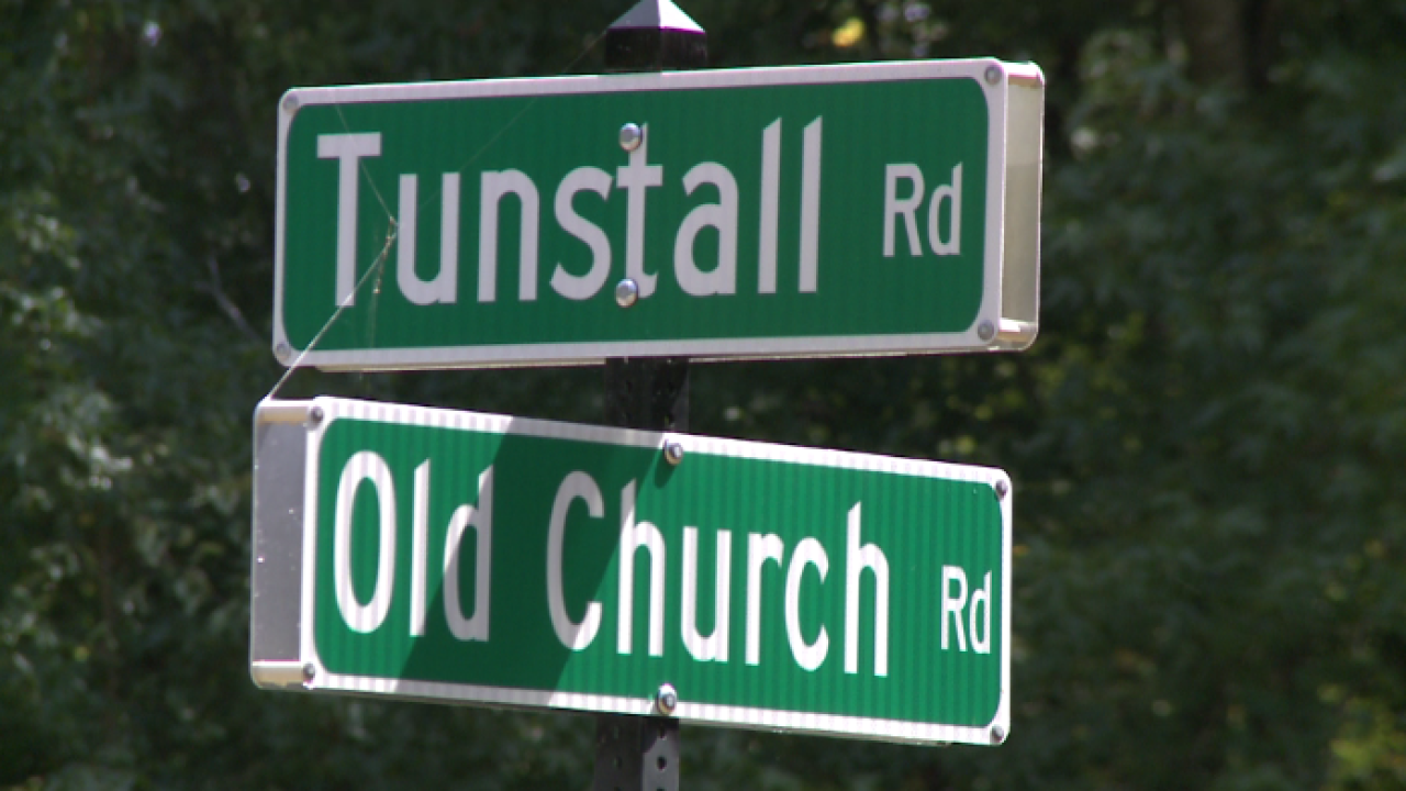 New Kent County teen killed in Tunstall Road crash