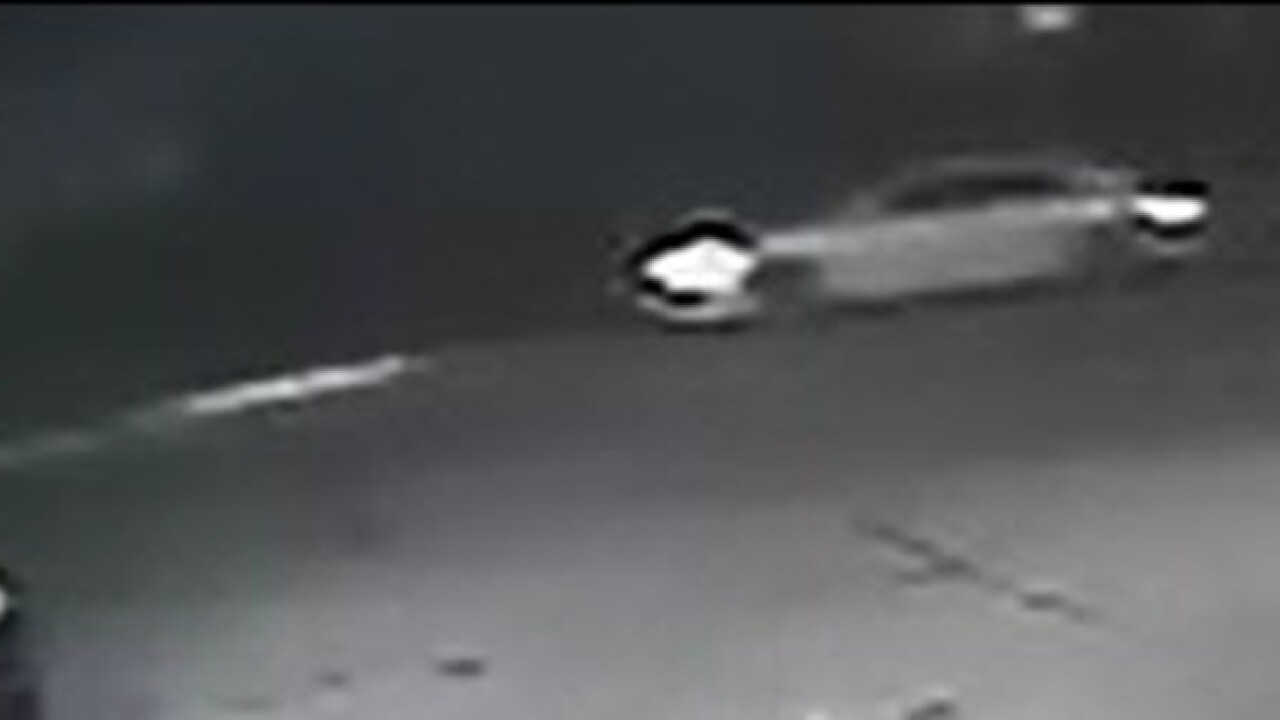 Suspect wanted in fatal hit and run on Plymouth