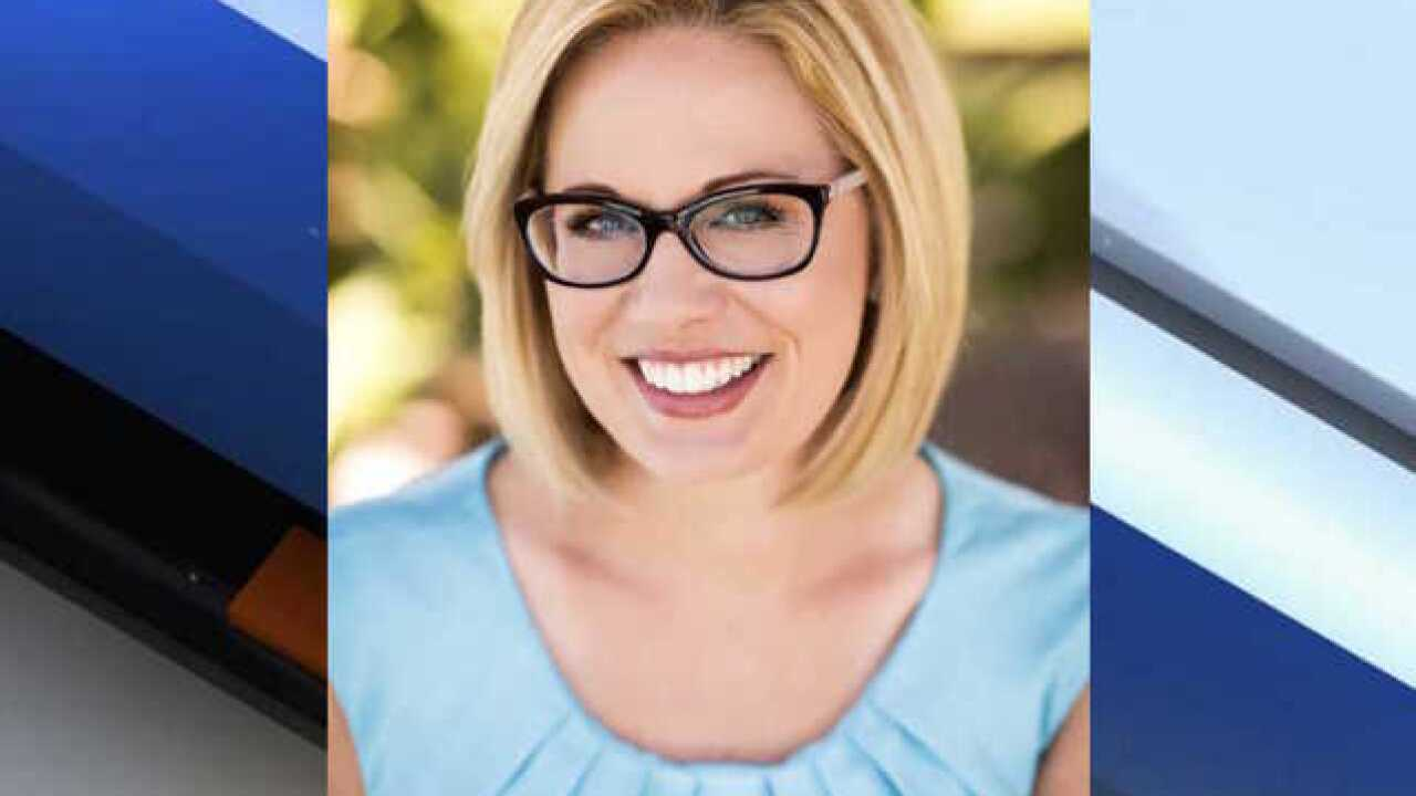 Kyrsten Sinema beats out Martha McSally for Flake's Arizona Senate seat