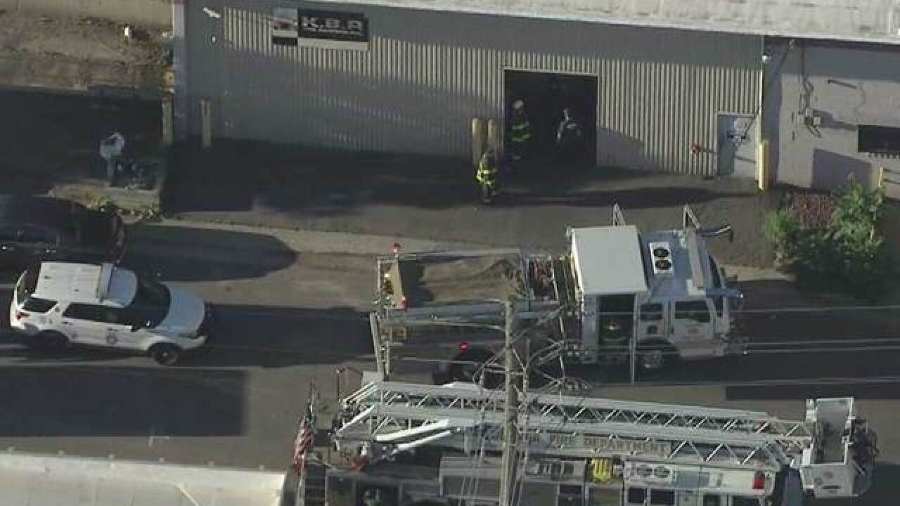 Worker dies in Denver industrial plant accident