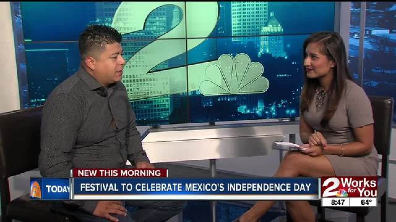 Tulsa festivities for Mexican Independence Day