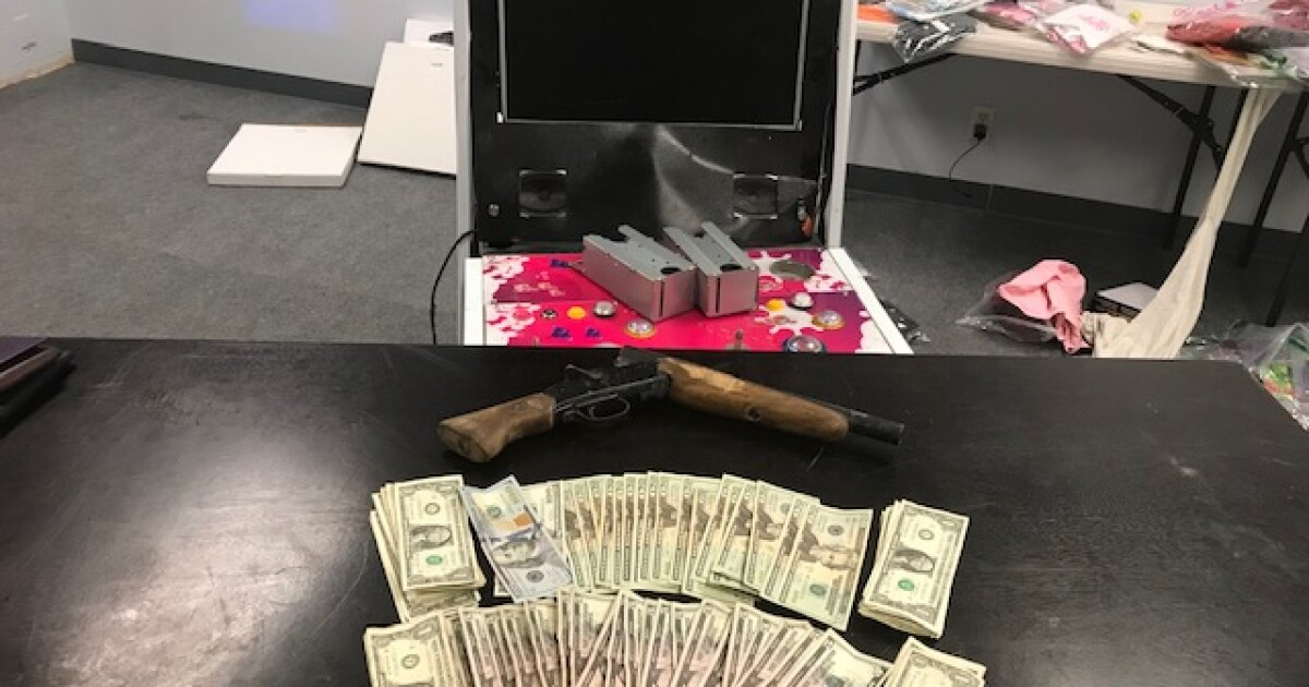 UPDATE: Officials bust illegal casino in Oildale, armed suspect arrested
