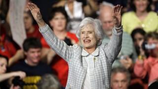 Roberta McCain, mother of late Arizona senator, dies at 108